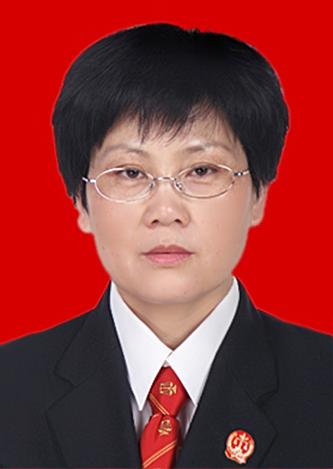 杨继秀审判委员会专职委员